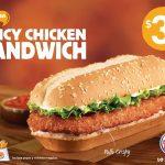 Burger King Moca