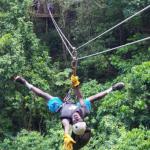 Batey Zipline Adventure en el Bosque Nacional Tanamá Utuado, Puerto Rico