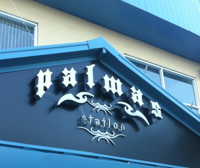 "Bikers Pub ""Las Palmas"" Station"