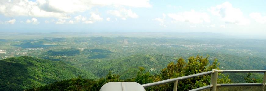 Parque Ecológico Monte del Estado Maricao, Puerto Rico
