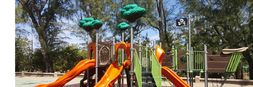 Parque Luis Muñoz Rivera San Juan, Puerto Rico