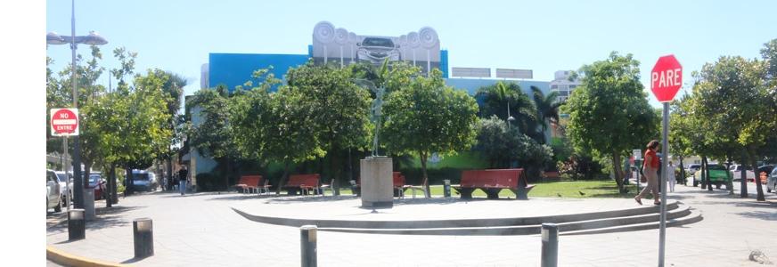 Parque Plaza Las Nereidas San Juan, Puerto Rico