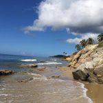 Playa Negrita (Black Sand Beach)