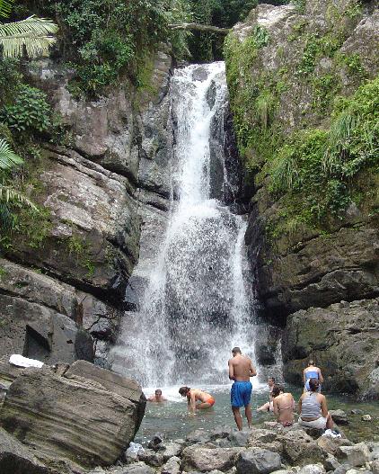 Bosque nacional El Yunque Río Grande, Puerto Rico