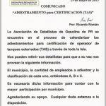 Asociación de Detallistas de Gasolina de Puerto