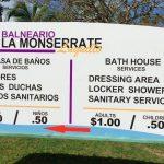 Balneario La Monserrate
