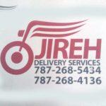 Servicio de Mensajeria Jireh Delivery Services Puerto Rico