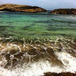 Playa Mar Chiquita y Cueva de las Golondrinas