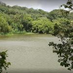 Lago garza en Adjuntas