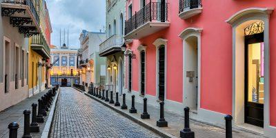 Viejo San Juan, San Juan, Puerto Rico